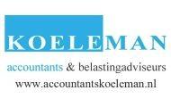 Logo Koeleman Belastingadviseurs